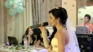 Сюрприз для любимого мужа на свадьбе
