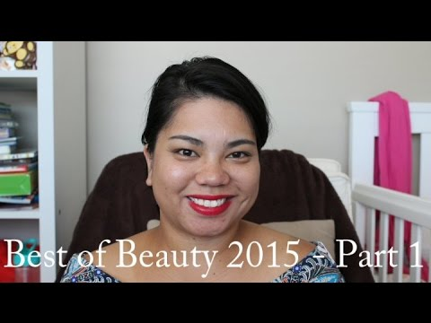 Best of Beauty 2015 - Part 1