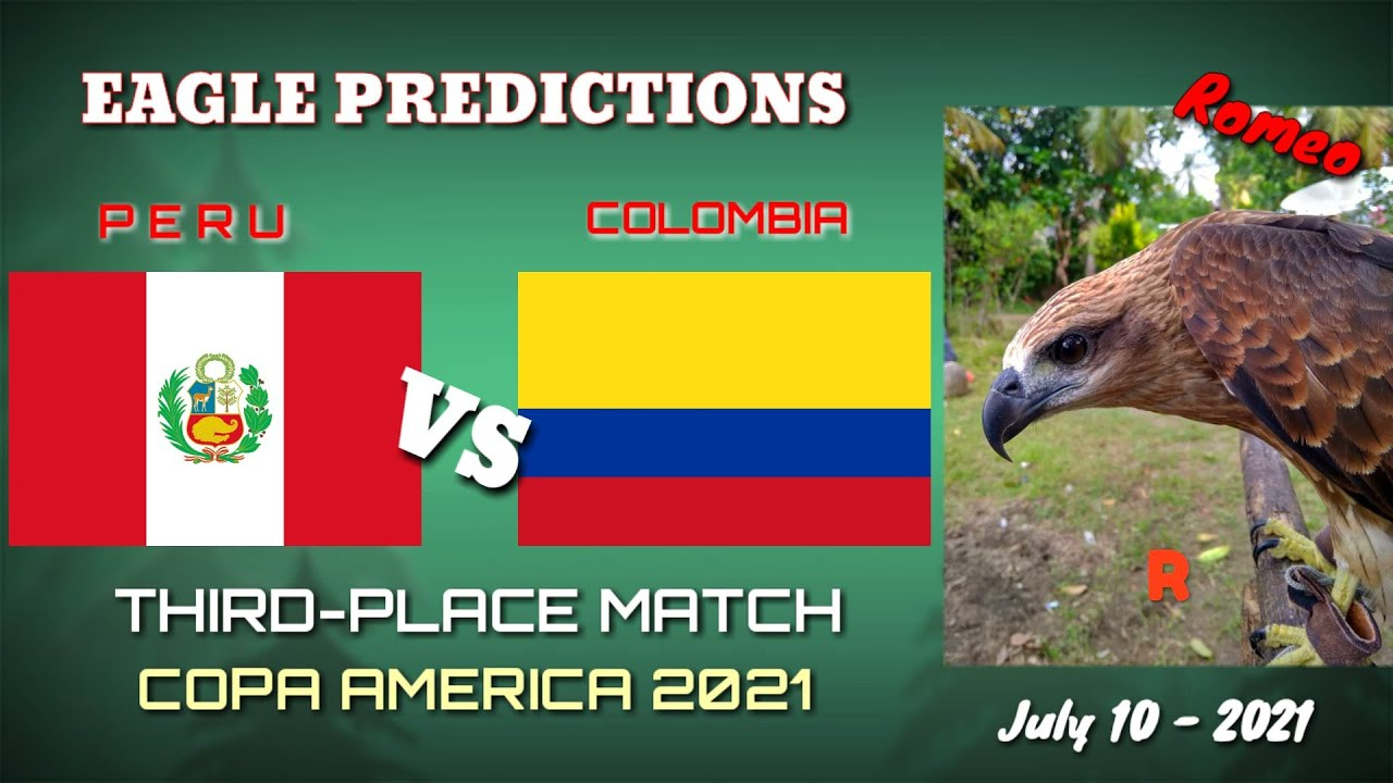 How to watch Peru vs. Colombia (7/9/2021): Copa America 3rd ...