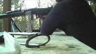MG-42 ,MG-3 machine gun