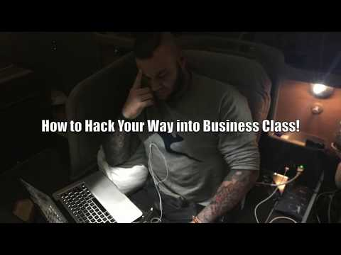 5 Ways to get Upgraded to Business Class !