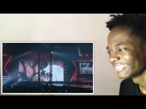 EXO - Wolf [The EXO'rDIUM IN JAPAN]  REACTION!!!