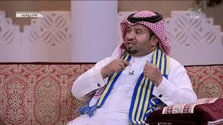 فهد الشاطري – رئيس مجلس جمهور #النصر:  في الواجهة غداً سيكون عمل تيفو لاتيني