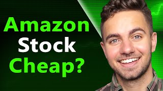 Know This About Amazon Stock! (How I Tell When It's Cheap!)