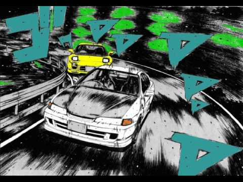 Initial D Special Stage OST: Don't Stand So Close by: Dr. Love