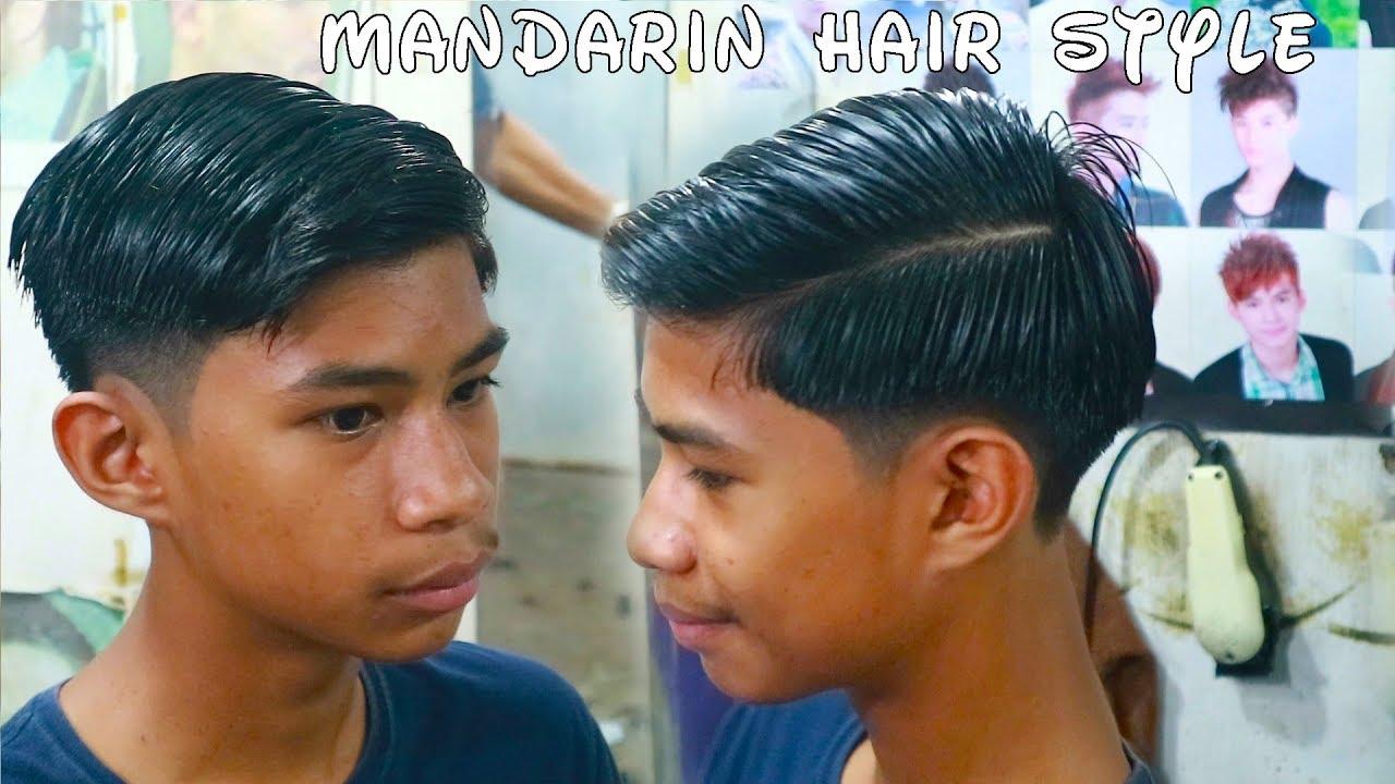 GAYA RAMBUT MANDARIN Potong Rambut Nya BAGAIMANA YouTube b741d5d7e4