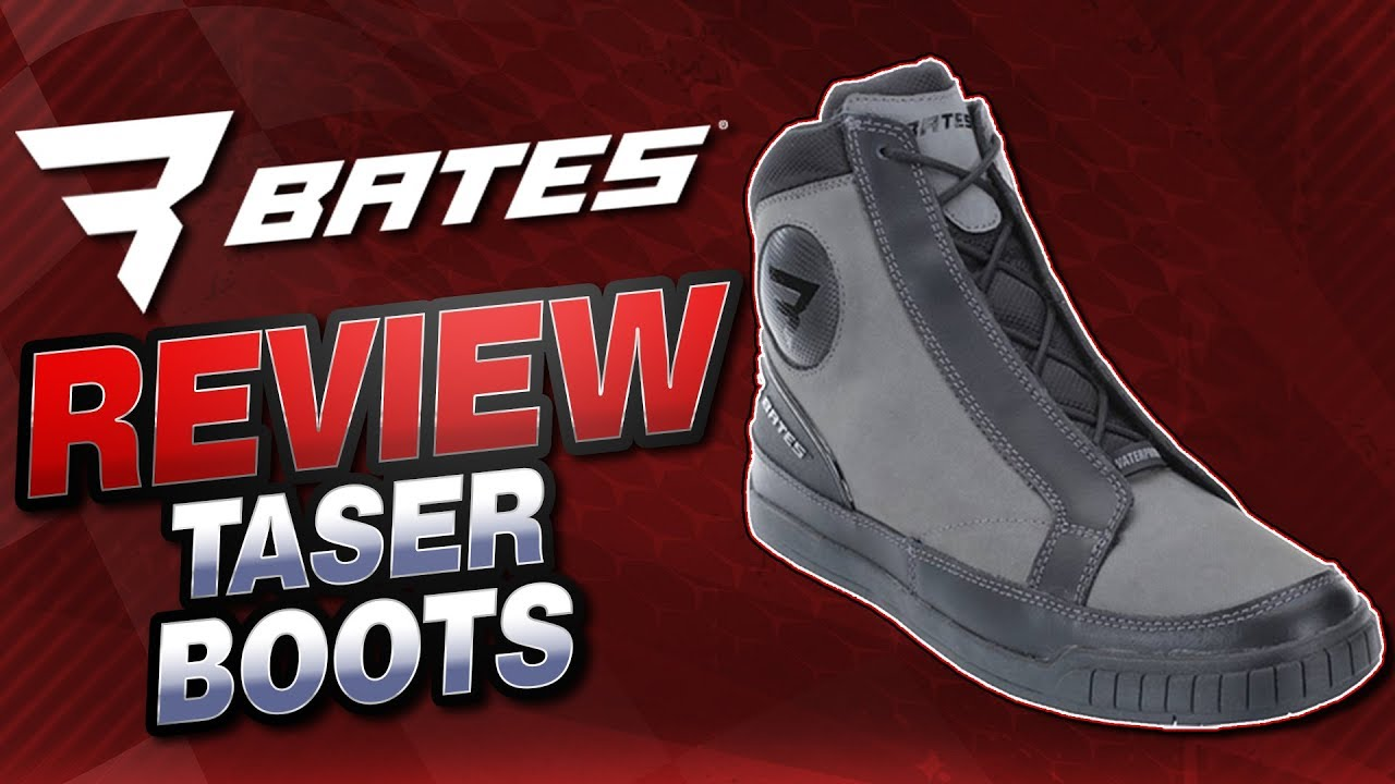 086ded54048 Bates Taser Boots Review from Sportbiketrackgear.com