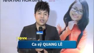 Quang Lê mạnh tay chi 4 tỷ cho live show cùng Phương Mỹ Chi.
