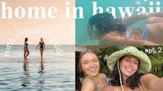 Home in Hawaii ep. 2 - north shore tour guide, fave spots, beach house