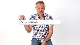 What Emmy nominee Jared Harris is searching for