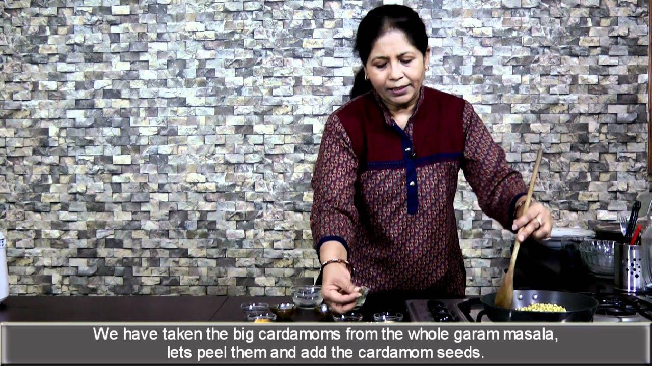 how to make dhokla in microwave by nisha madhulika