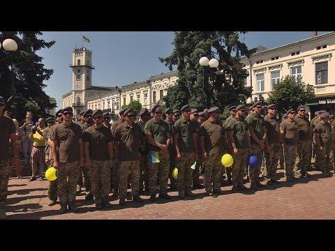Телеканал НТК: 10-та окрема гірсько-штурмова бригада повернулась з передової до Коломиї