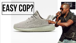 Everything We Know About The Moonrock Yeezy 350 Release!