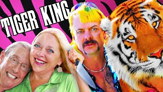 FIRST TIME WATCHING *TIGER KING* (REACTIONS)