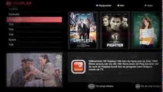 Se Viaplay i din digitalbox utan hårddisk - Instruktionsfilm