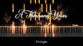 Twilight(트와일라잇) OST - Christin…