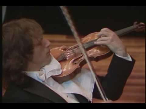 Paganini - Caprice no.19, Alexander Markov, violin [HD]