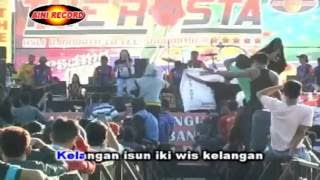 Via Vallen   Kelangan   The Rosta Live Blitar Tulungagung 2015   YouTube