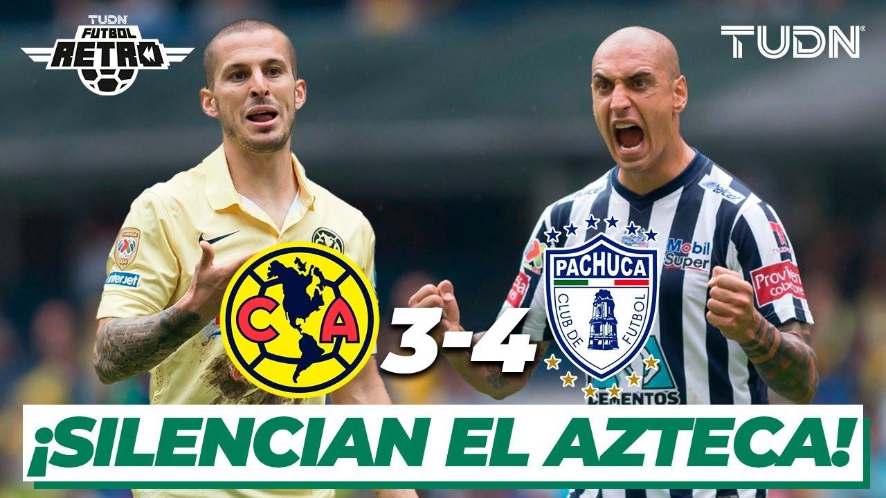 Pachuca vs Amrica: los Tuzos ganaron el partido de cuartos de ...