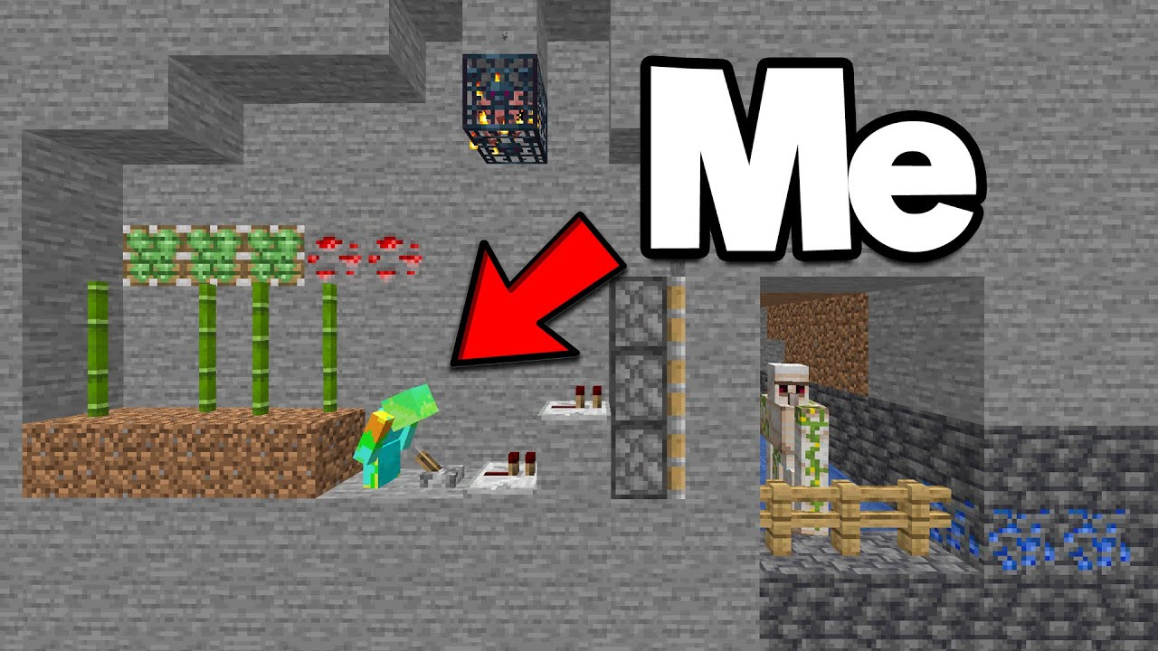 Why My Minecraft Base is 100% Automatic…