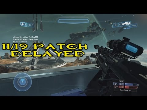 halo matchmaking update delayed