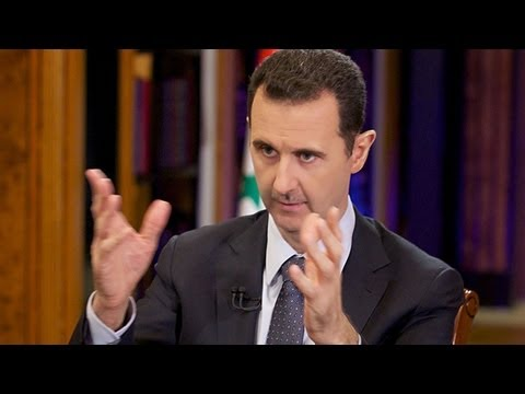 Syria's President Bashar al-Assad vows to surrender chemical weapons