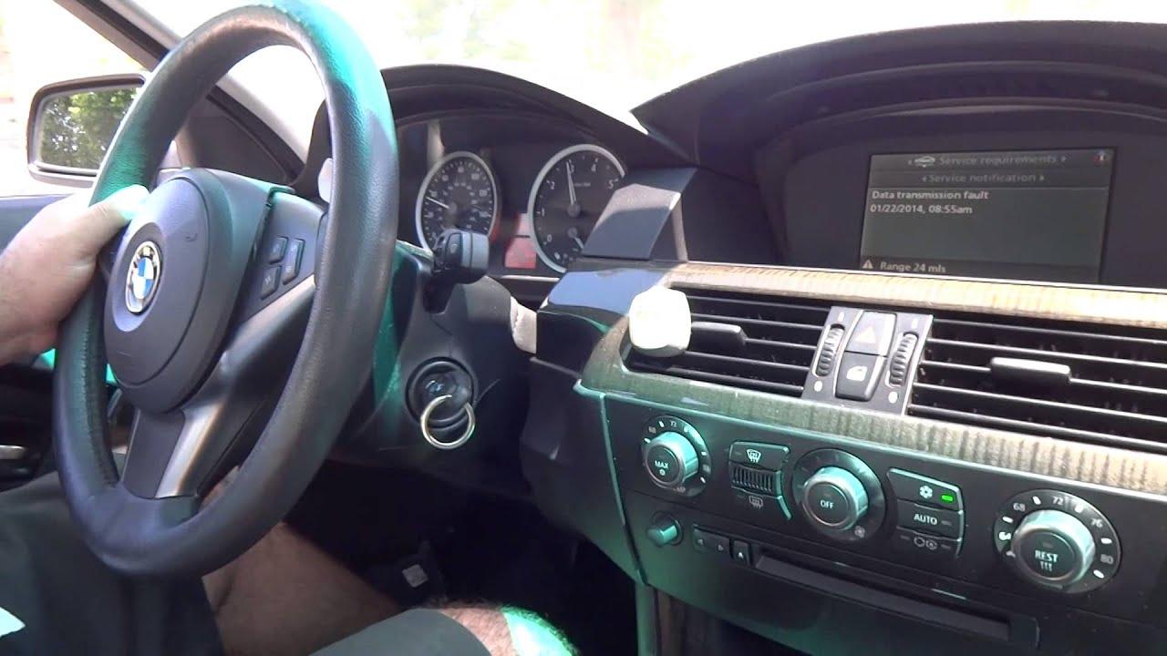 2005 BMW 545i SMG -Transmission 2