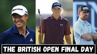The British Open 2021 FINAL DAY