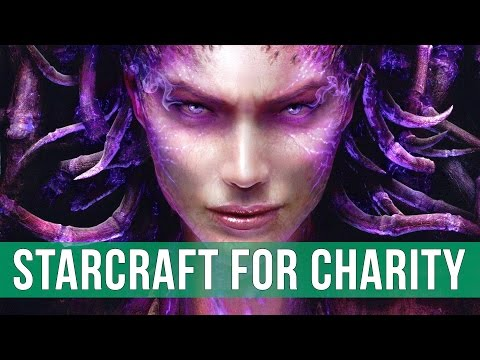StarCraft for Charity - Tournament Grand Finals! (Cast)