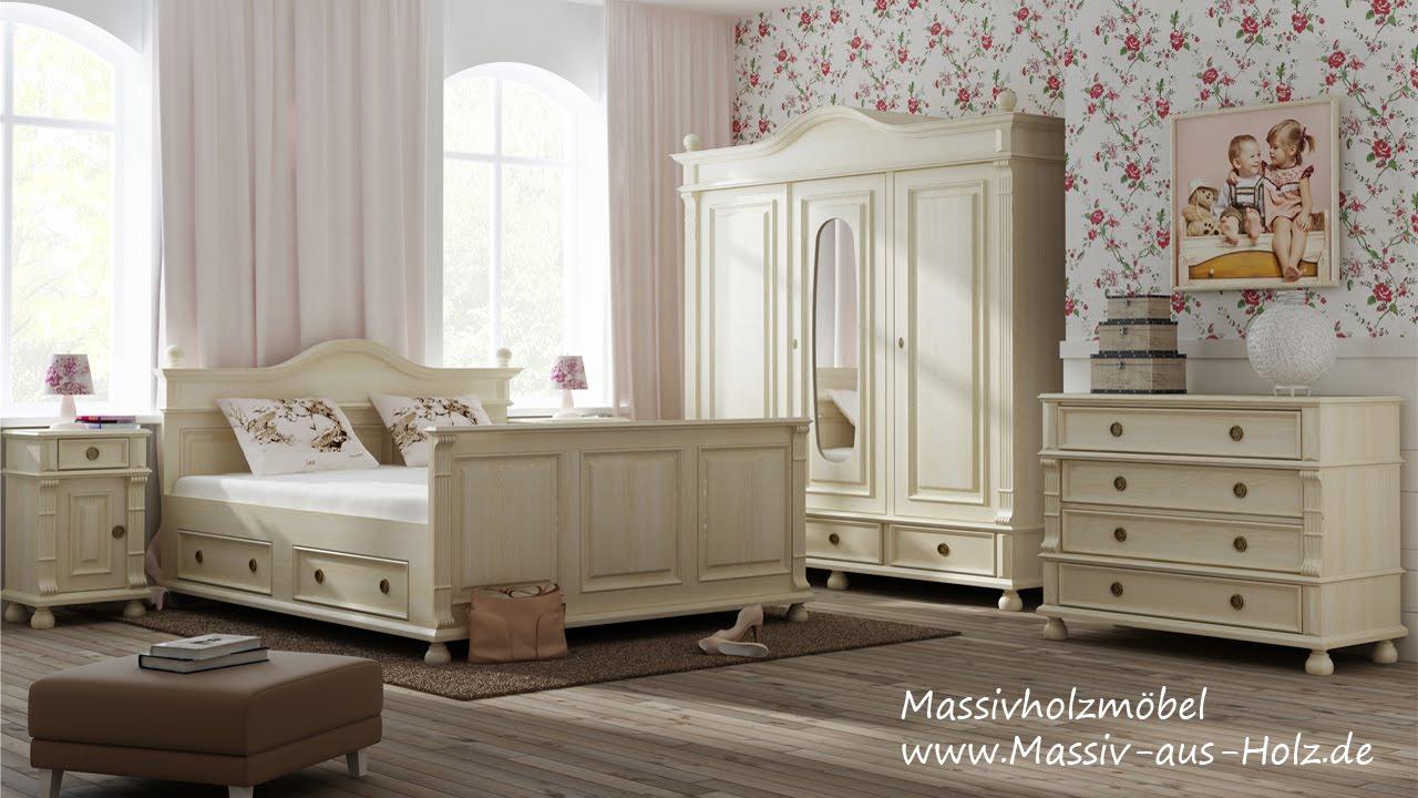 Landhausstil Schlafzimmer Deko