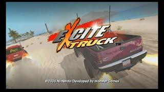 Excite Truck Longplay (Nintendo Wii)