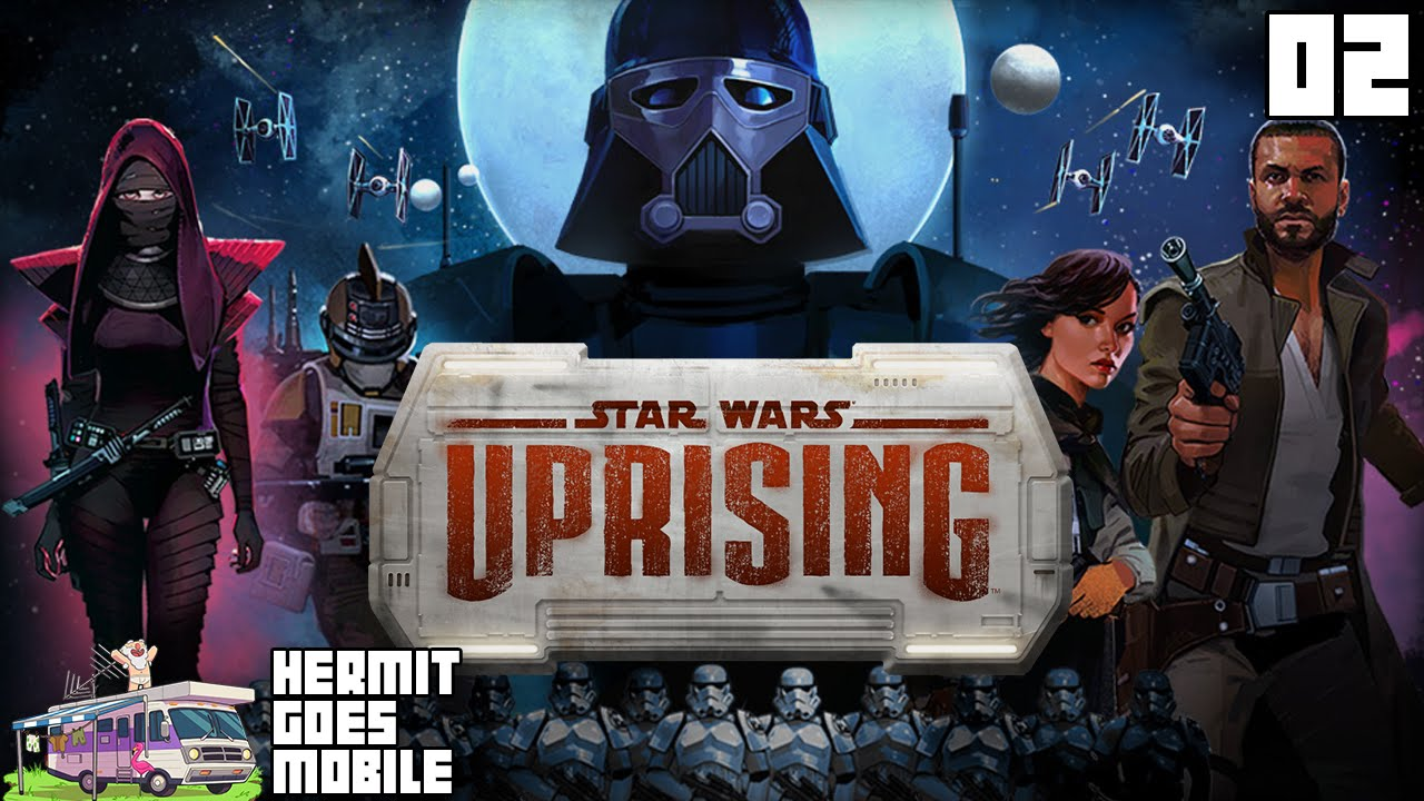 Get Star Wars: Uprising Hack and Cheats for Android and iOS