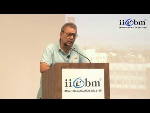 Seminar on Film Making by ZIMA (Part-2) @IIEBM