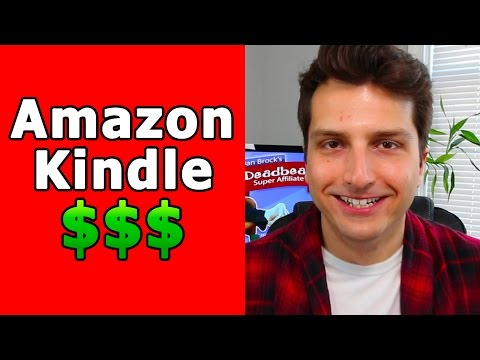How to Make Money With Amazon Kindle eBooks ($100 Paychecks)