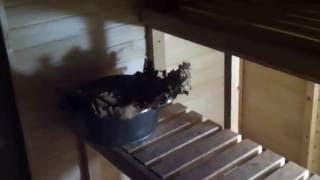 Видео 2. Баня своими руками в подвале моего гаража(БАНЯ СВОИМИ РУКАМИ В ПОДВАЛЕ МОЕГО ГАРАЖА., 2016-02-01T19:01:15.000Z)