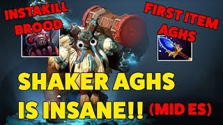 SHAKER AGHS IS INSANE!! - MID ES