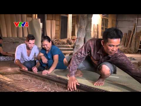 [HD] Chiếu cói Kim Sơn - Ninh Bình