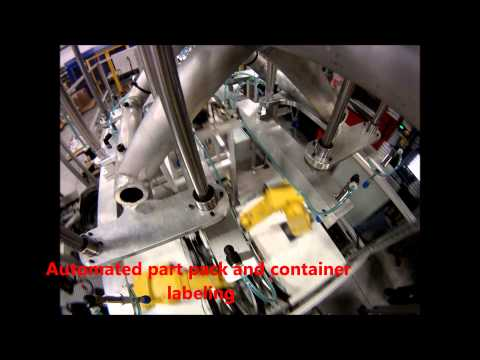 Tribar automated assembly technology