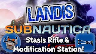 Stasis Rifle & Modification Station - Subnautica Guides (ZP)