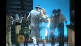 """Nacha Guevara en """"Tita, una vida en tiempo de tango"""""""