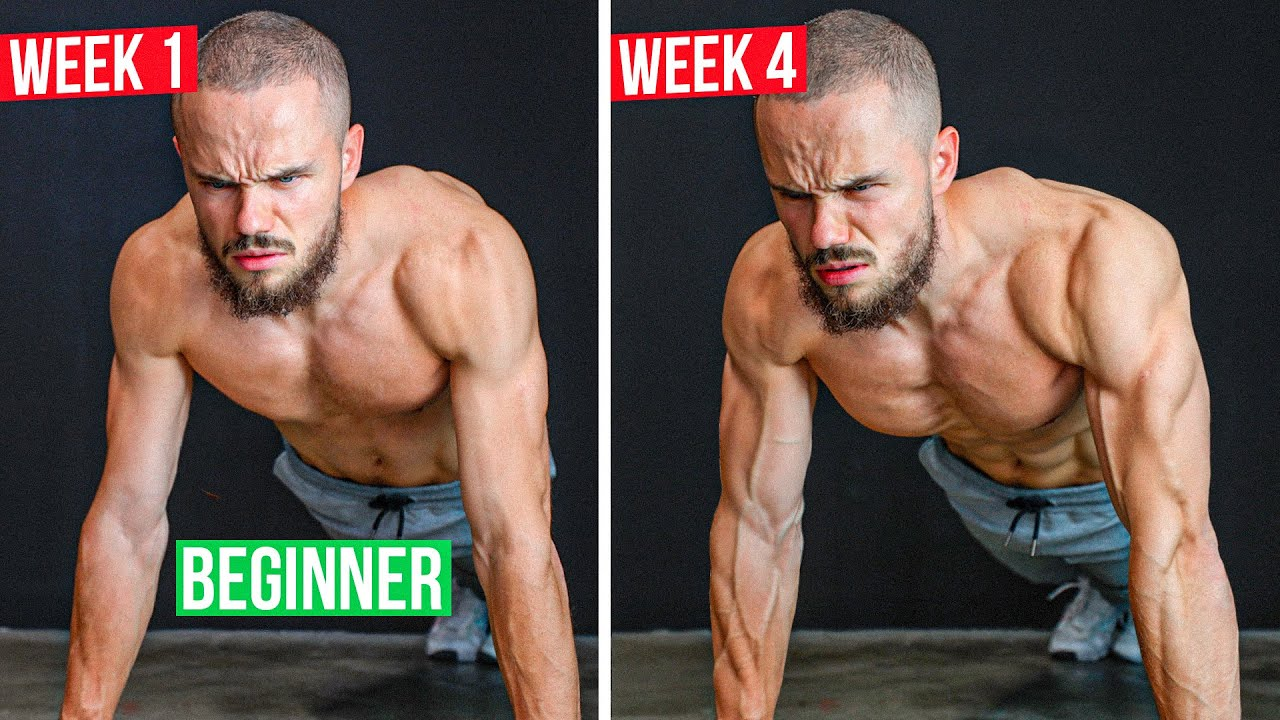 3 Secrets to GET BIG Doing Push Ups