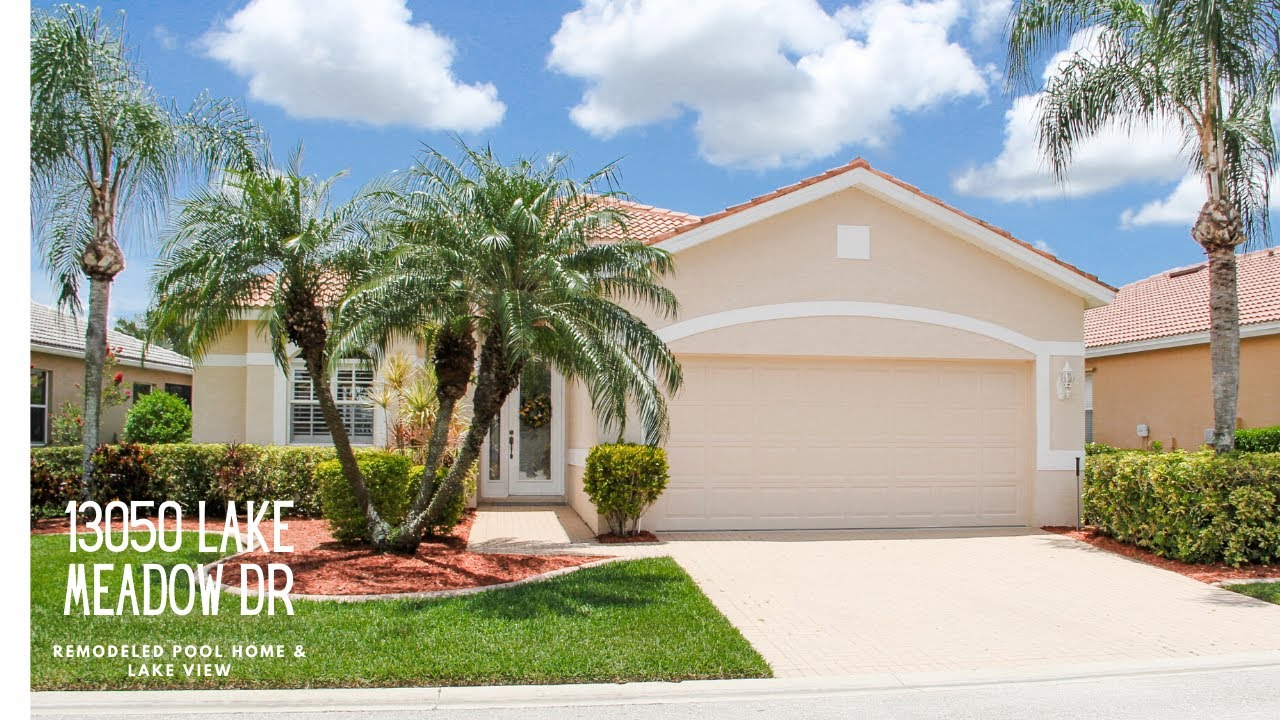 13050 Lake Meadow Dr, Fort Myers FL 33913