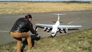 видео: RC IL-76TD (ИЛ-76ТД)