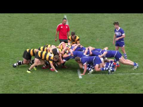 The Oratory school Rugby Video 2015
