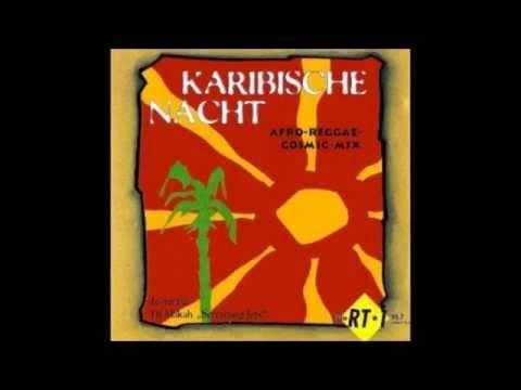 DJ Franco Escobar - Afro-Funky-Mix - N° 03/95 - Karibische Nacht Mering 1995