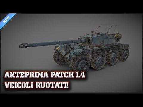 World of Tanks - Anteprima Patch 1.4 - Veicoli Ruotati! [ITA] thumbnail