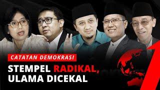 [FULL] Stempel Radikal, Ulama Dicekal | Catatan Demokrasi tvOne (14/4/2021)