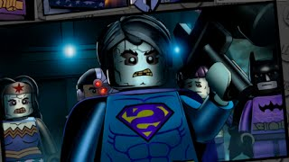 LEGO Batman 3: Beyond Gotham - Bizarro World DLC - Story Mode Walkthrough