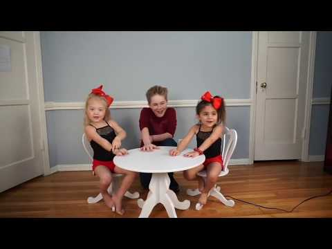 CASEY SIMPSON HANGS OUT WITH Everleigh And Ava FOREVERANDFORAVA