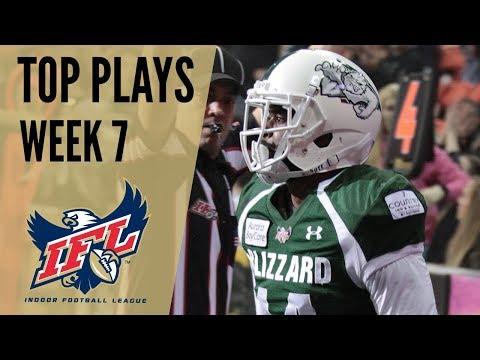 IFL Week 7 Top Five Plays